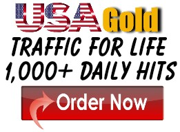 Gold Traffic For Life