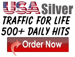 Silver Traffic For Life